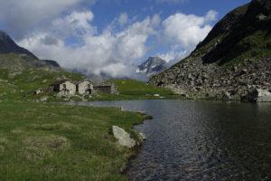 Sant' Antonio di Val Vogna bis Rosazza, Grande Traversata delle Alpi © Valerie Chetelat
