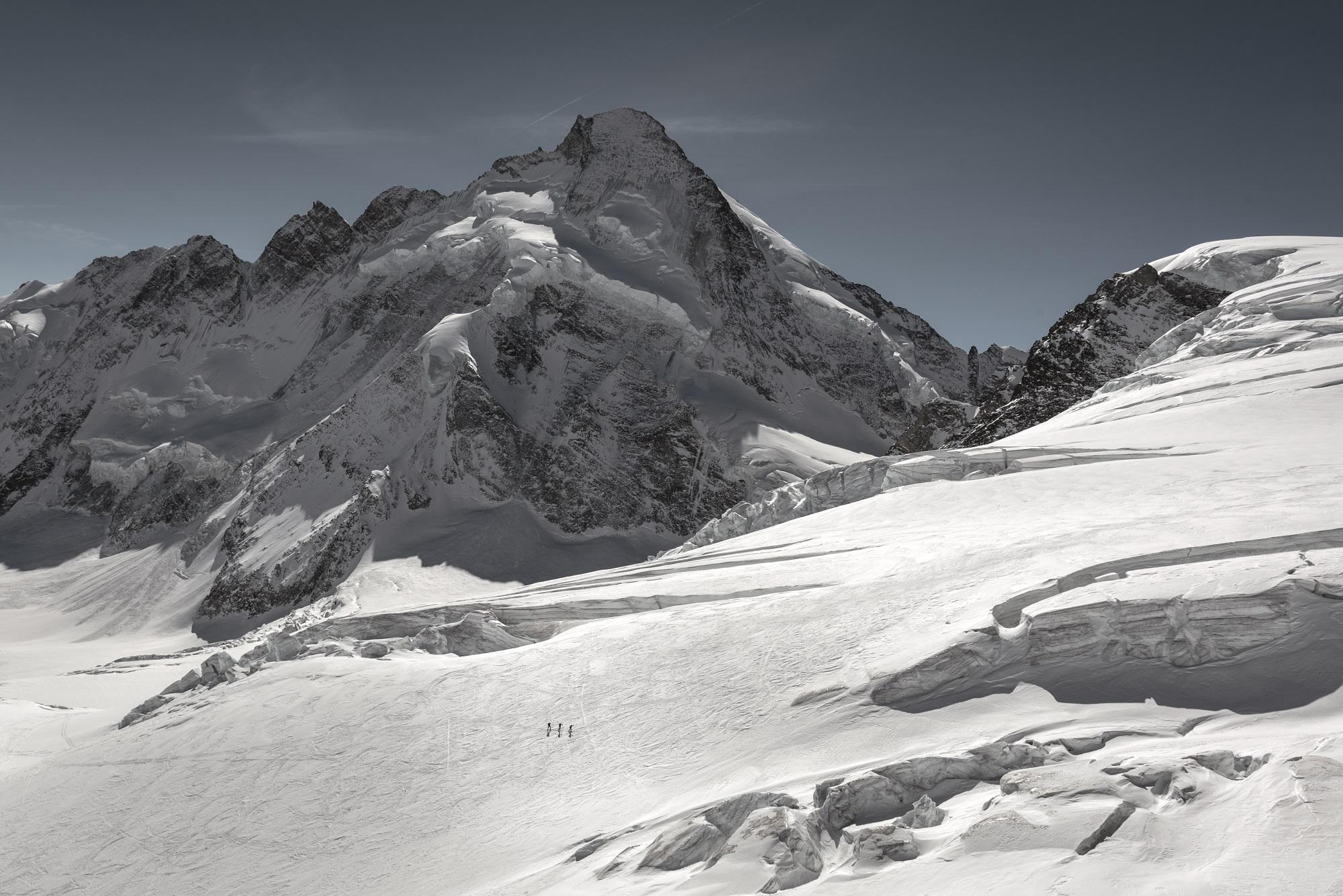 gletscher skitouring